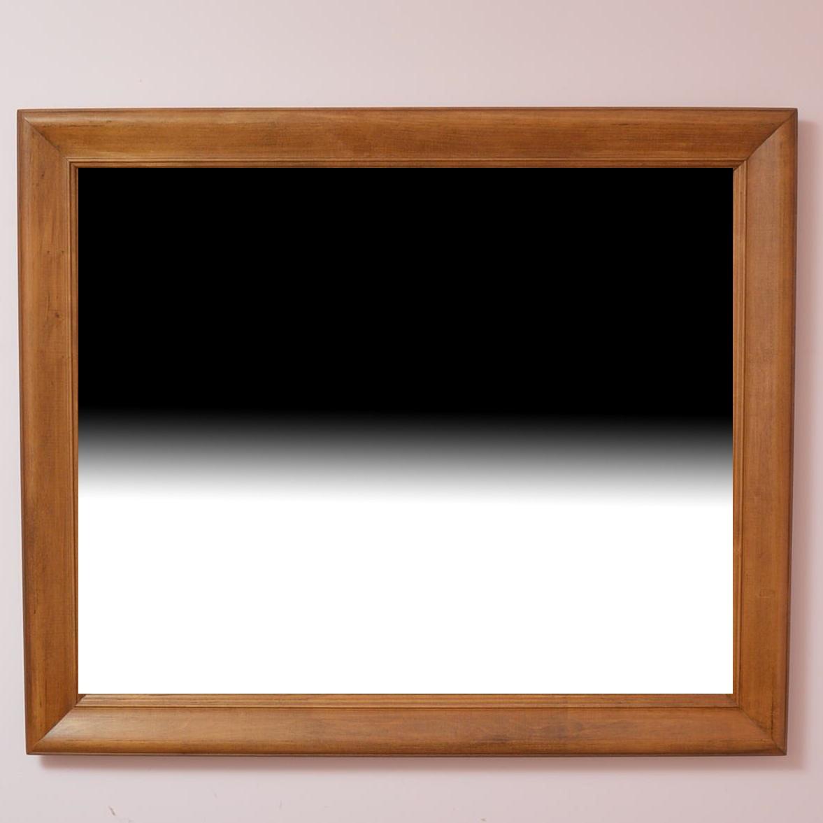 Maple Wall Mirror
