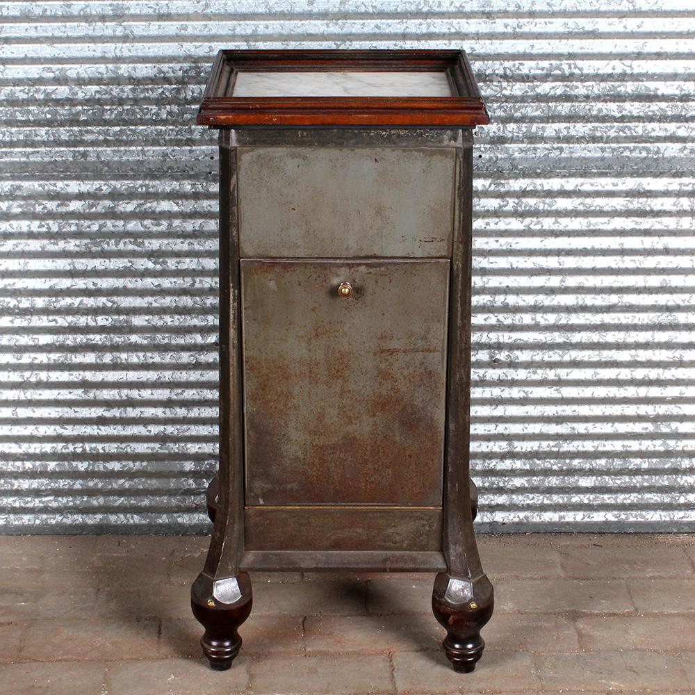 Vintage Modified Thomas Edison Victrola Cabinet : EBTH