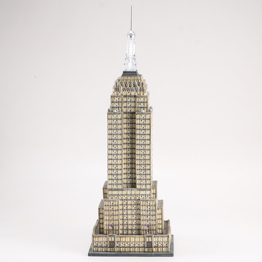 Department 56 Historical Landmark Series Empire State Building