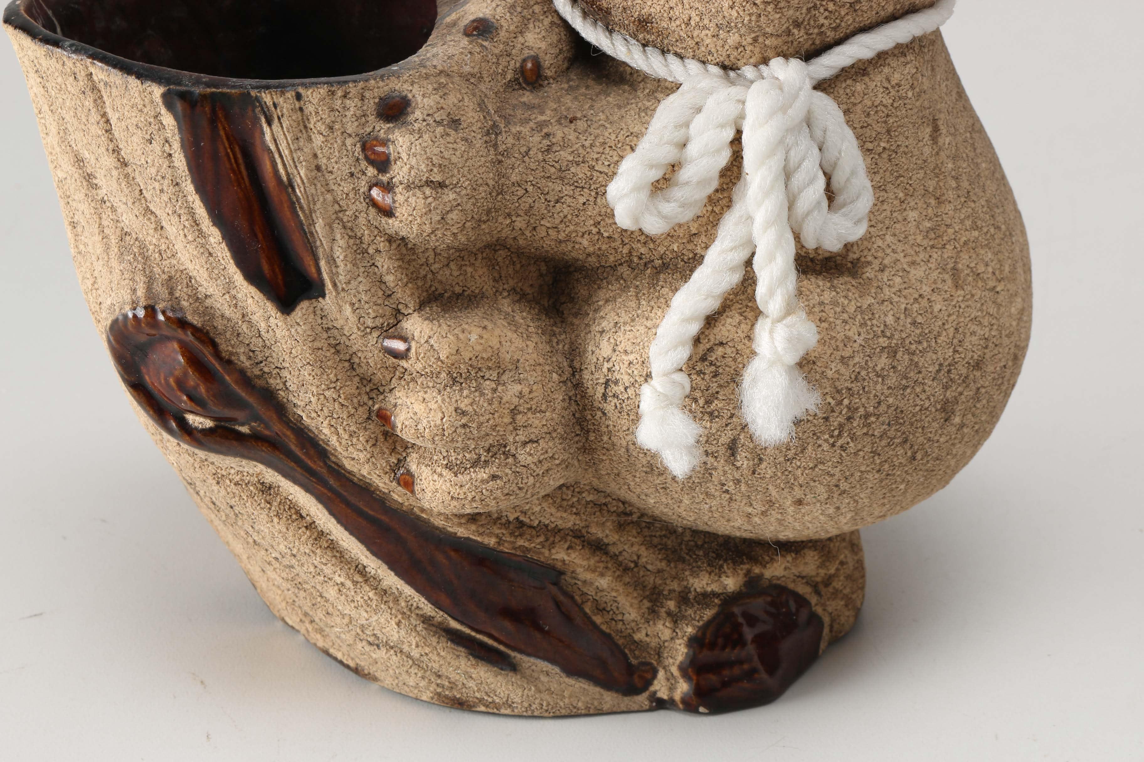 Royal Haeger Ceramic Koala Bear Planter Ebth