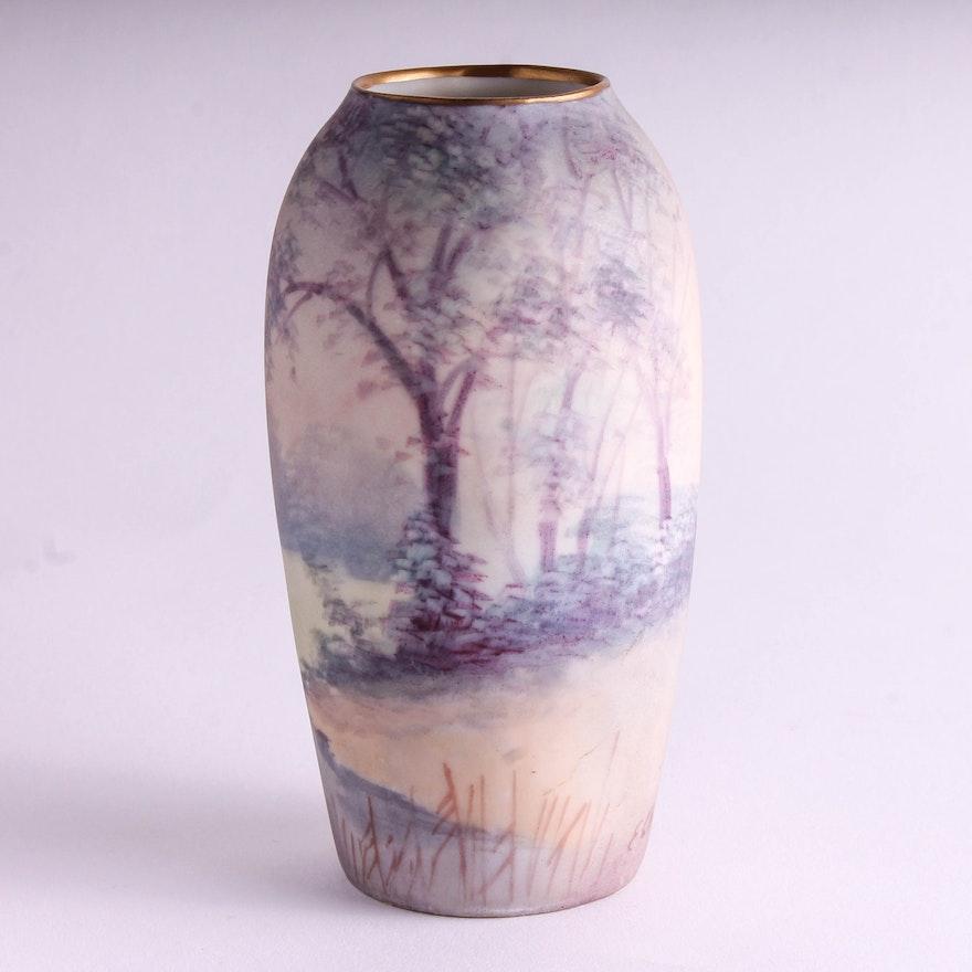 Vintage Rosenthal China Vase