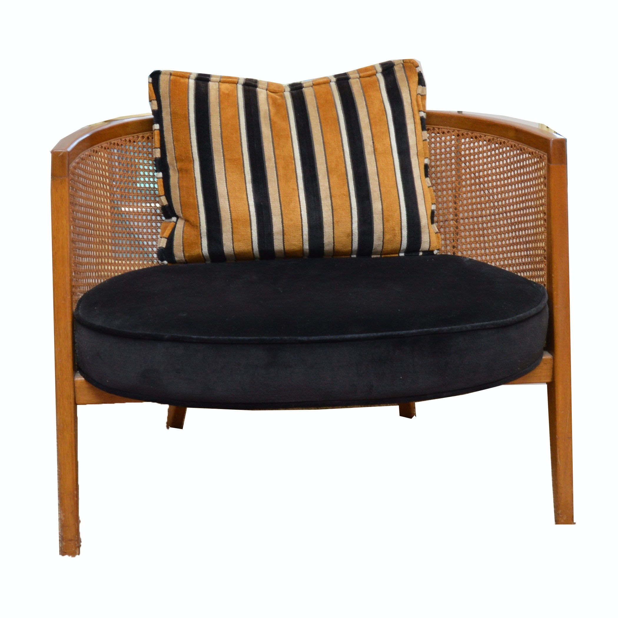 Mid-Century Modern Accent Chair by Harvey Probber