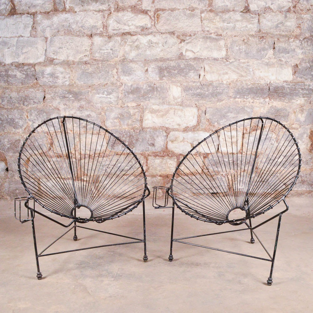 Vintage Metal Acapulco Chairs ...