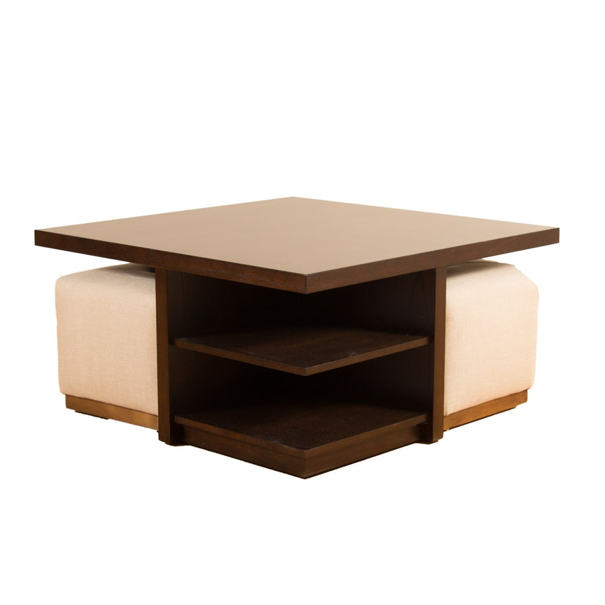Highland House Candice Olson Designed Vola Cocktail Table