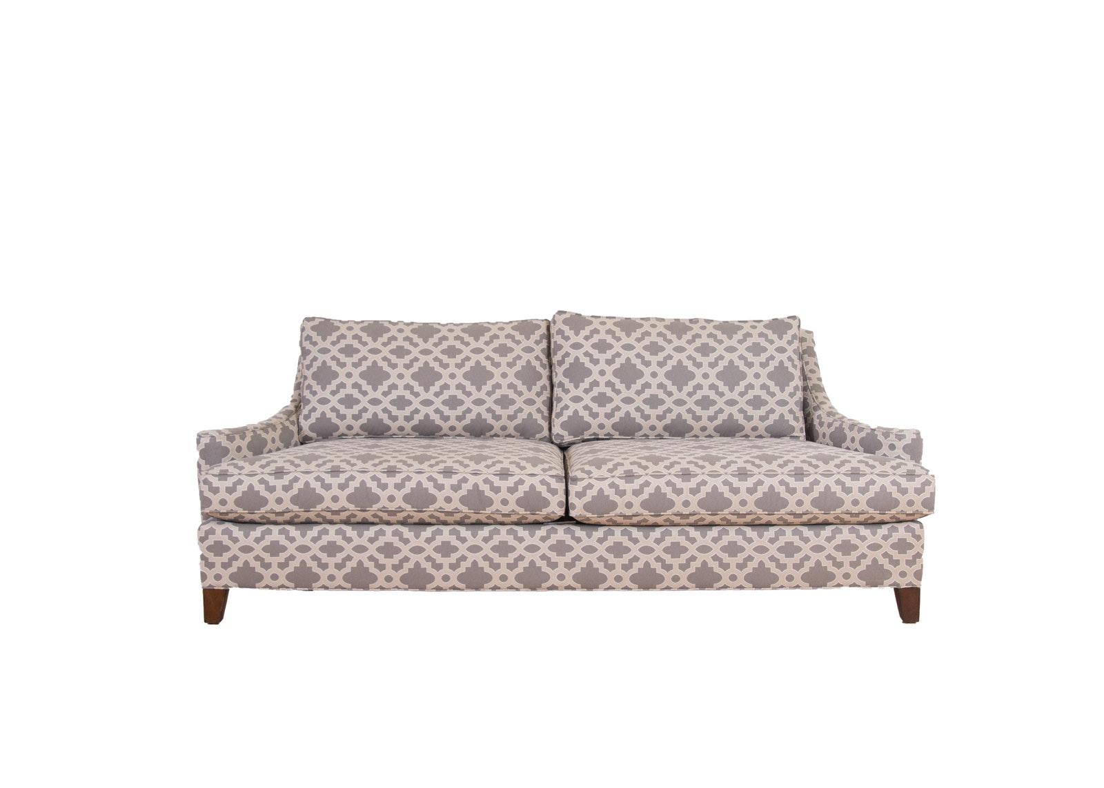 A Highland House Candice Olson Designed Pyper Sofa ...