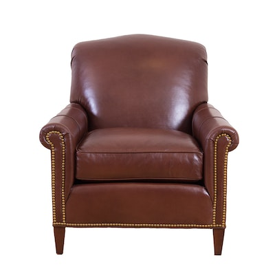 Southwood Leather Armchair - Vintage Chairs, Antique Chairs And Retro Chairs Auction In Art