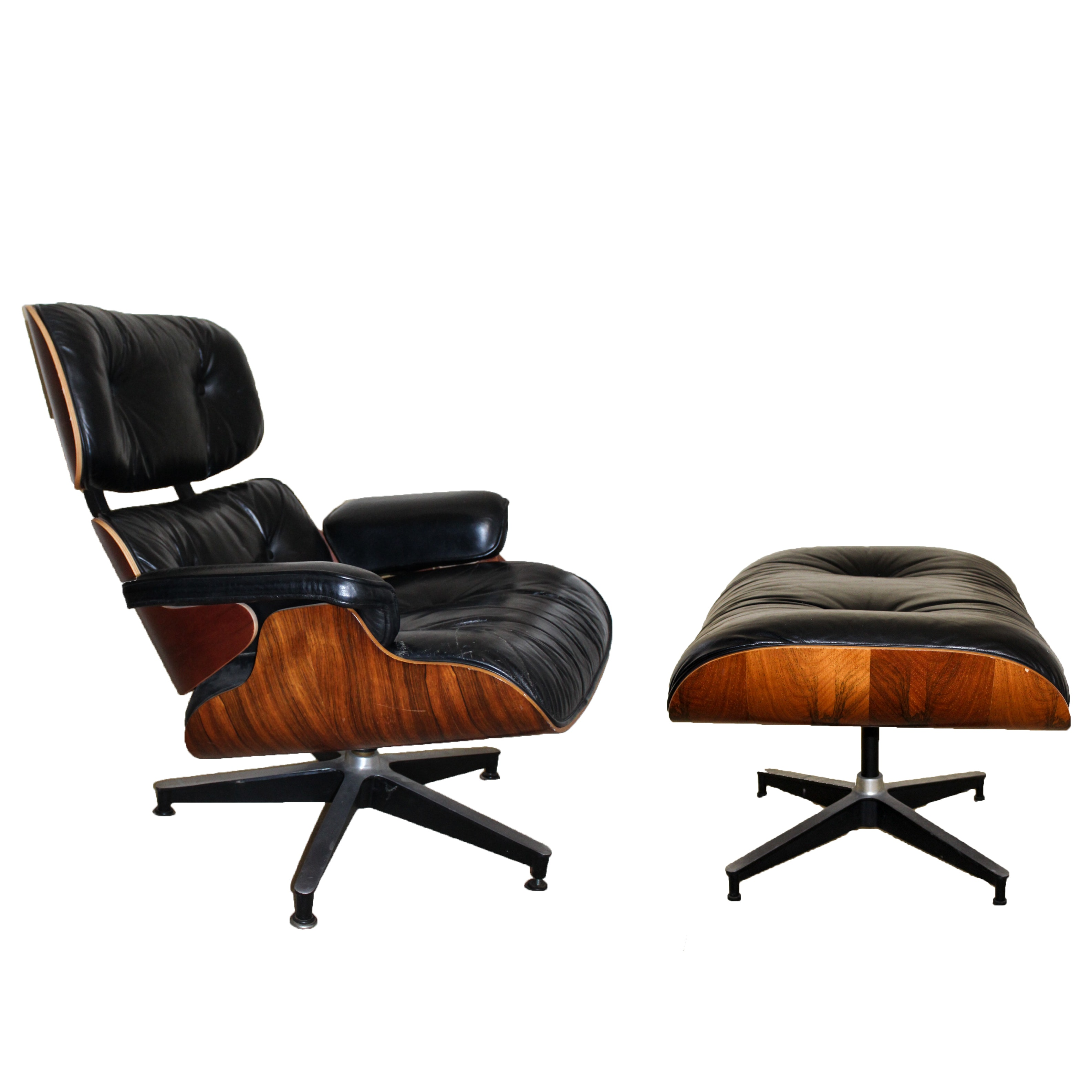 Charles And Ray Eames 670 Amp 671 Rosewood Chair And Ottoman