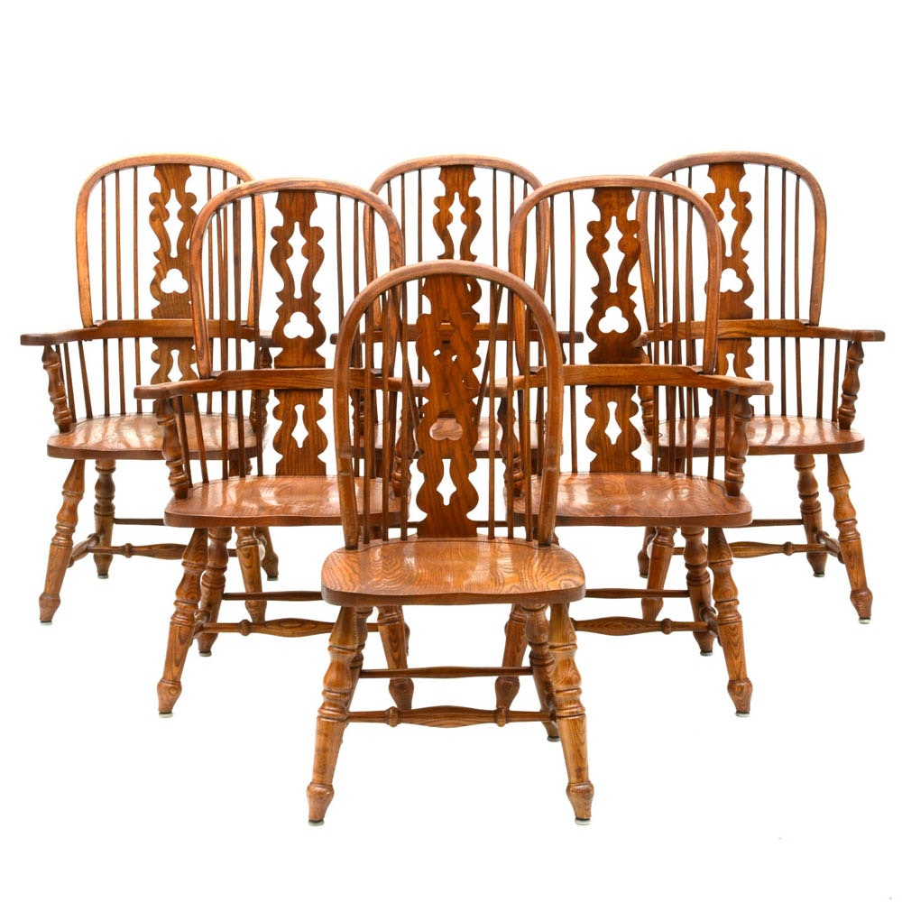 Set Of Virginia House Chairs ...