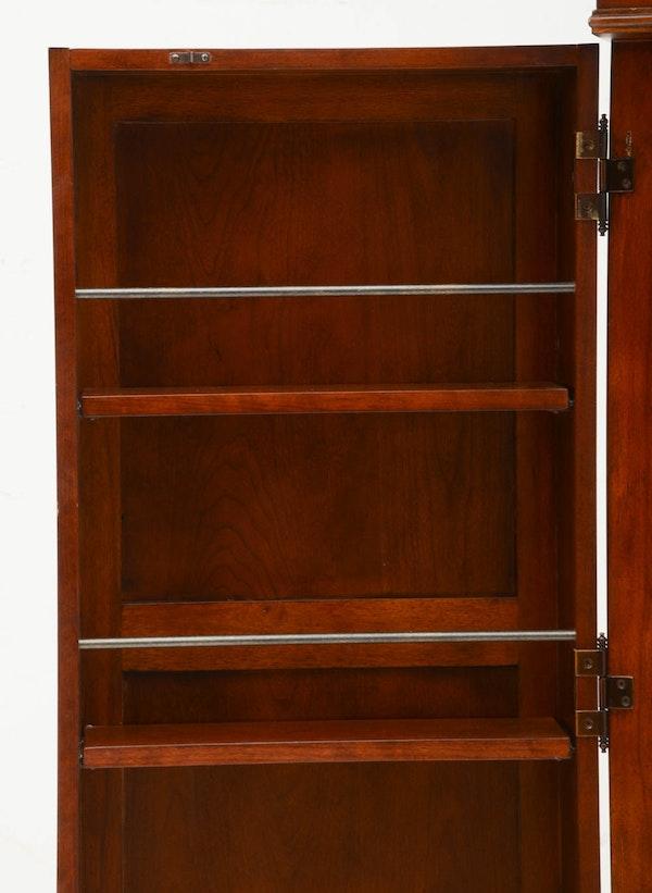Bernhardt martha stewart signature collection bar cabinet ebth - Martha stewart cabinets catalog ...