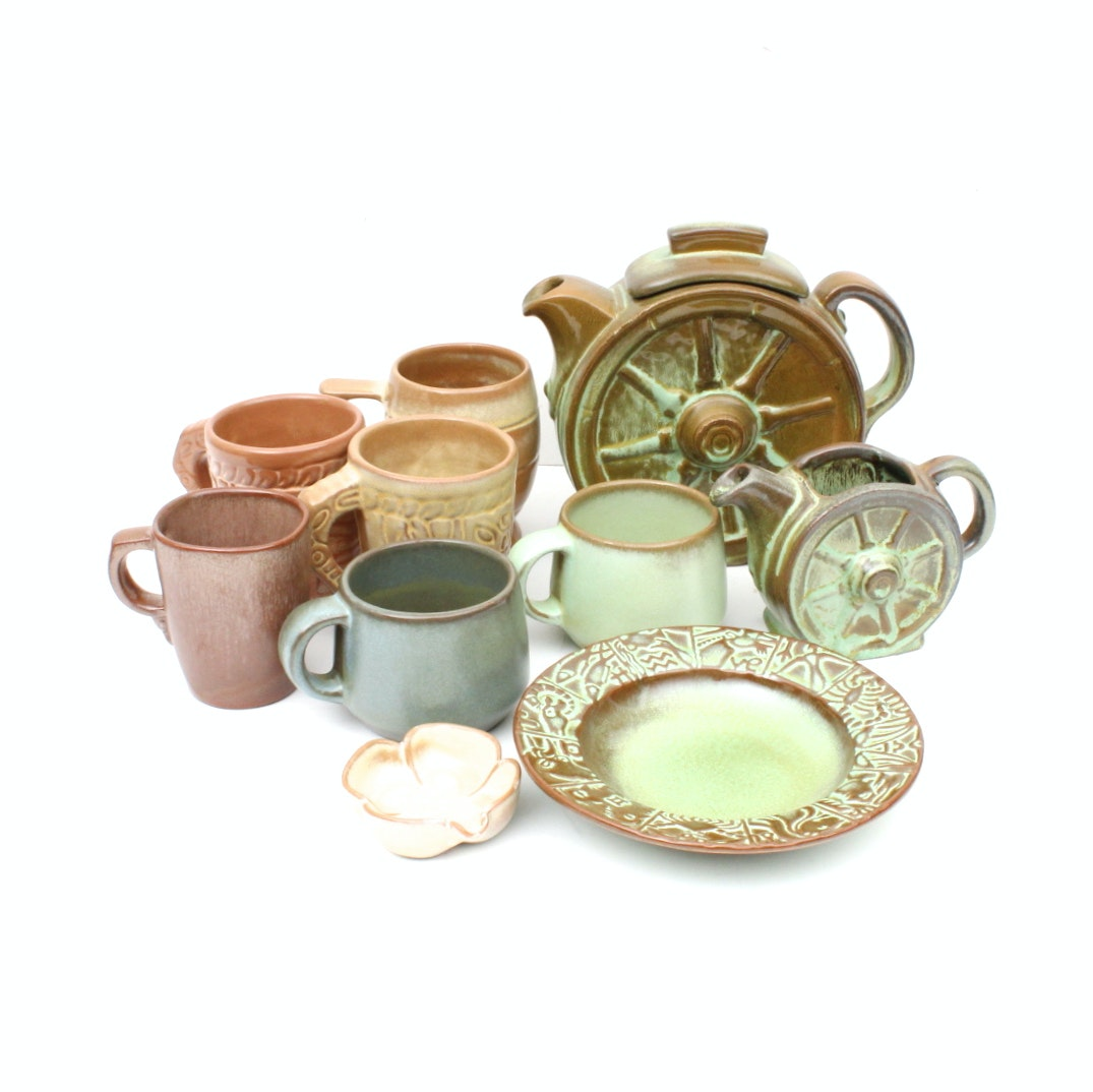 Frankoma Pottery Collection