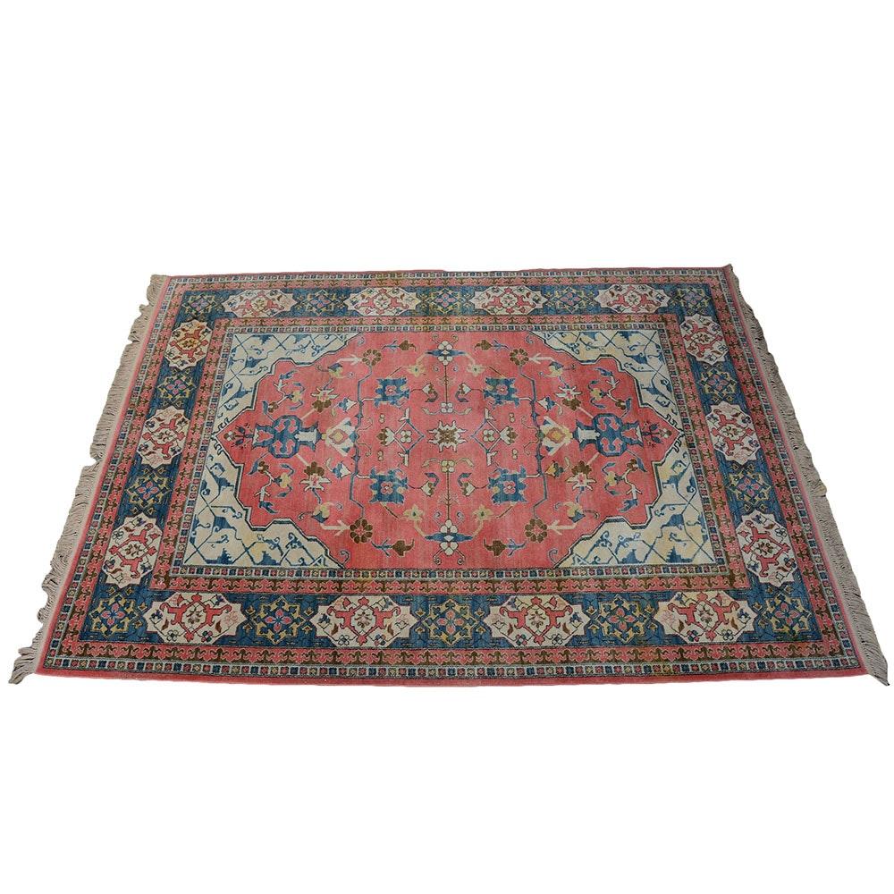 machine made area rugs