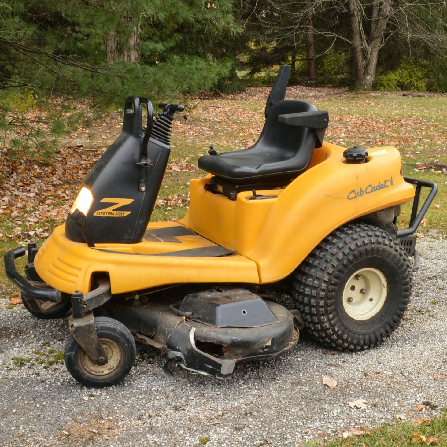 "Cub Cadet CV20S 50"" Zero Turn Mower"