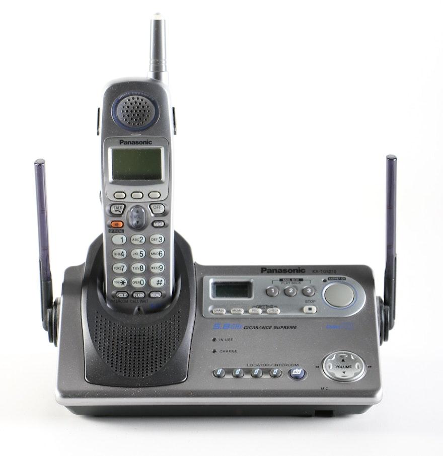 Panasonic Phone Answering Machine Images. Operating Instructions