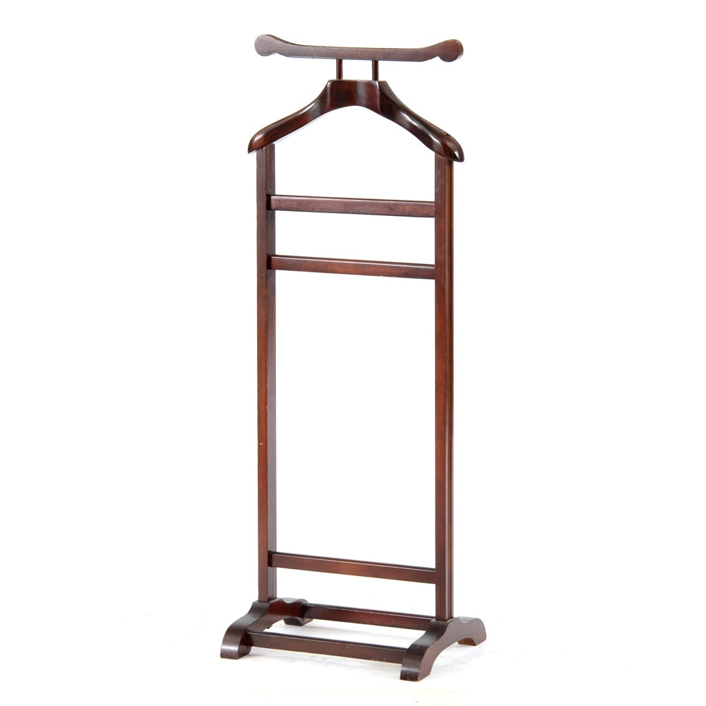 vintage suit valet stand ebth