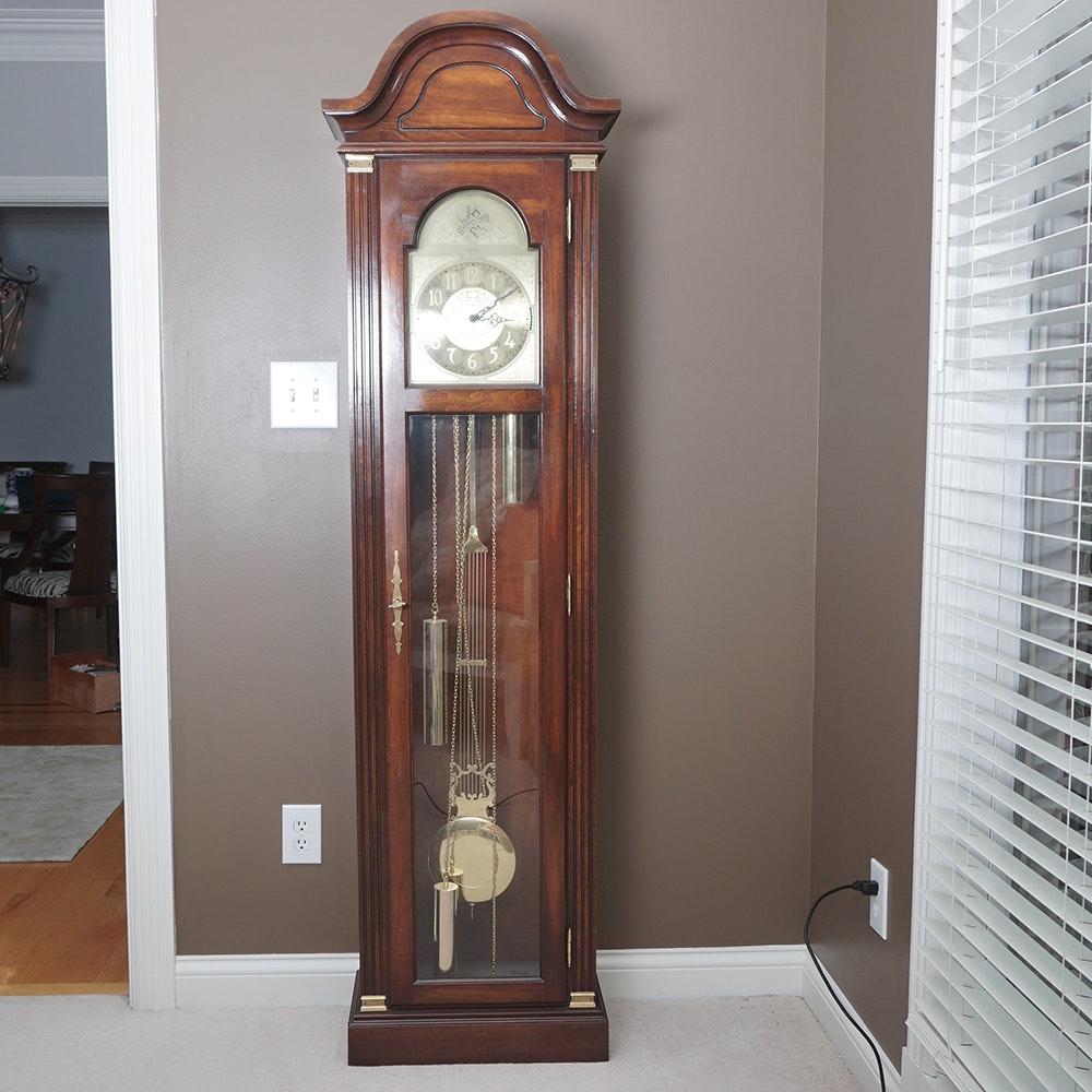 "Tempus Fugit ""Pearl"" Grandfather Clock"