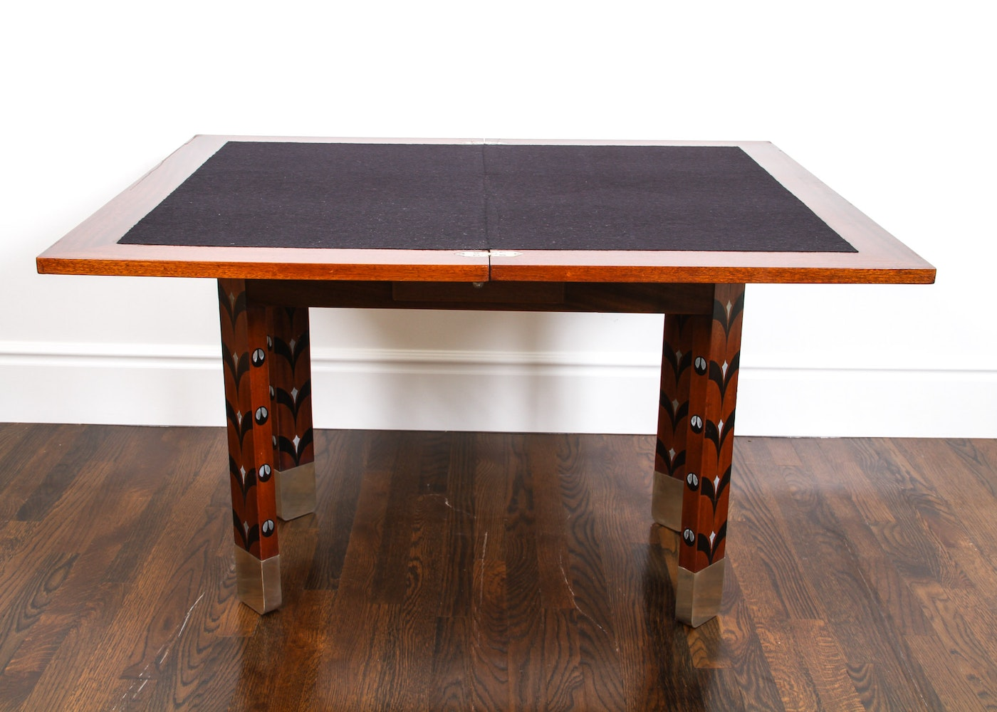 Mahogany game table ebth for 11 in 1 game table