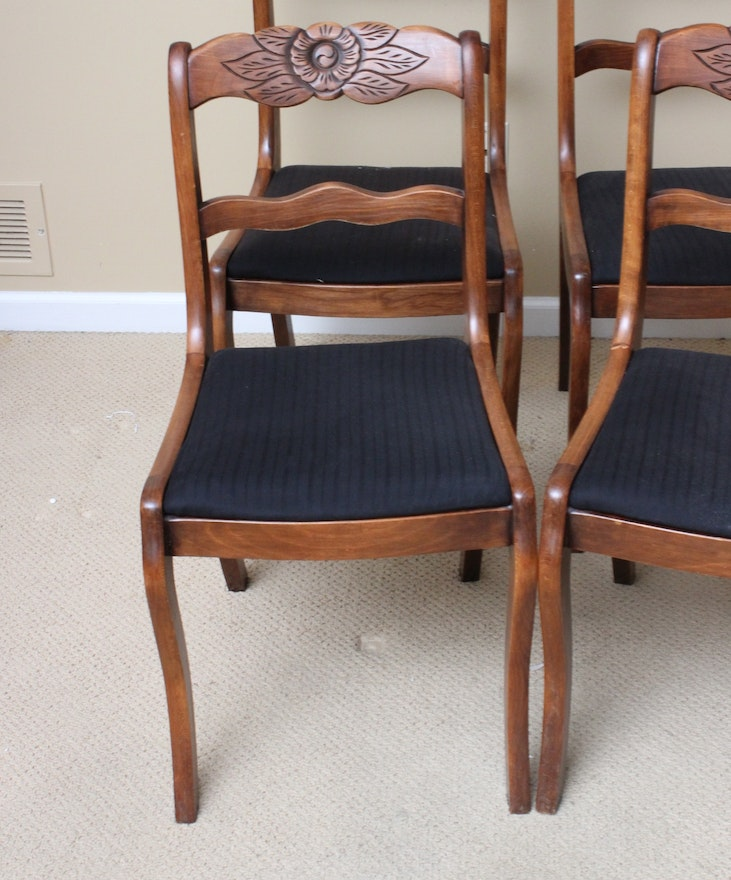 Colonial Dining Room Furniture: Antique Colonial Revival Dining Room Chairs : EBTH