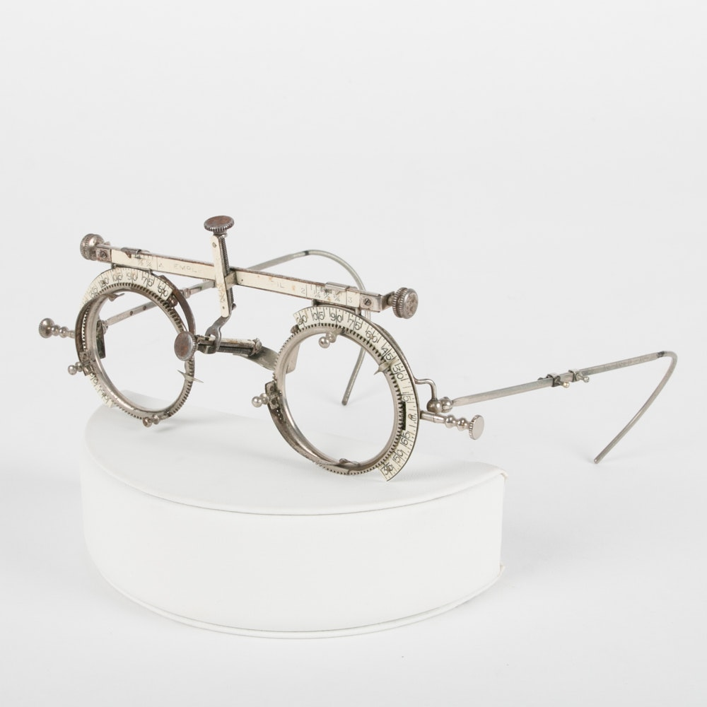 Antique Optometrist Glasses