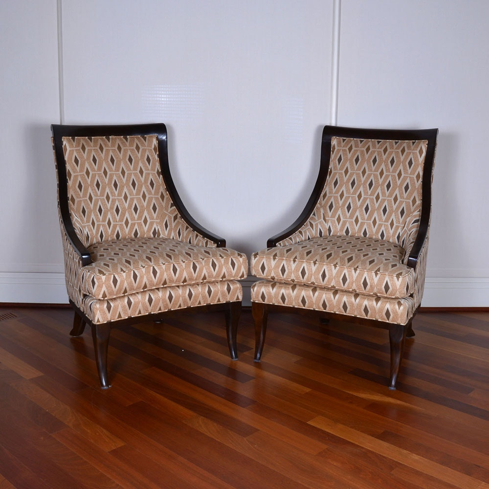 Upholstered Side Chairs from Century Furniture