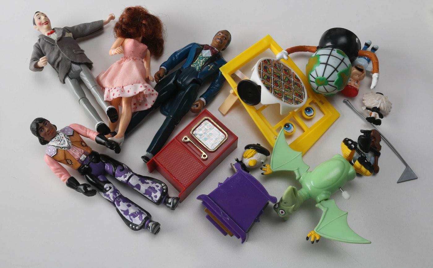 Curtis Auto Sales >> Vintage Pee Wee Herman Doll and Playhouse   EBTH