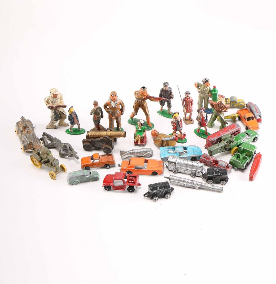Cast Metal Toys 55