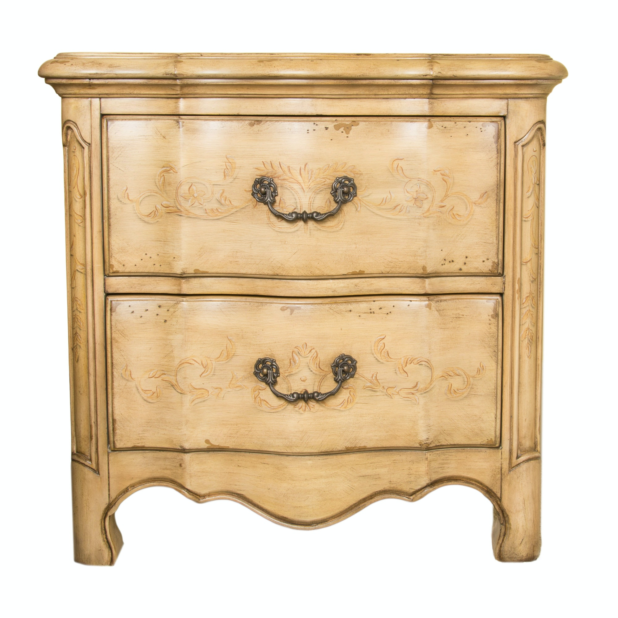 Artistica Brushed Nightstand