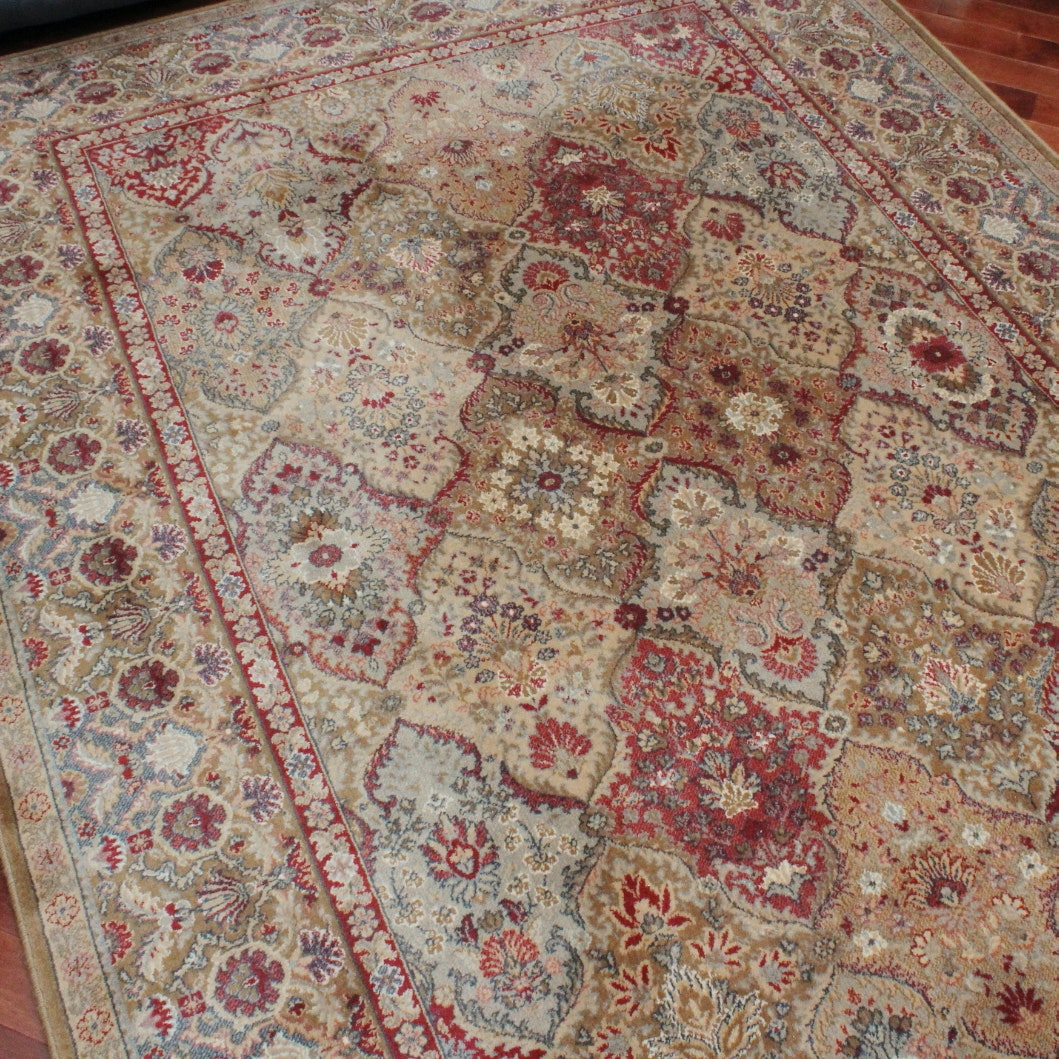 "Machine Knotted Couristan ""Royal Kashimar"" Area Rug"