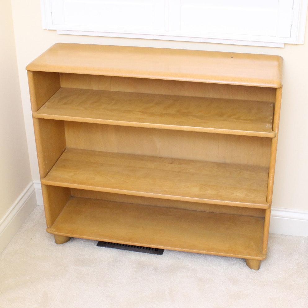 Heywood Wakefield Mid Century Modern Bookcase ...