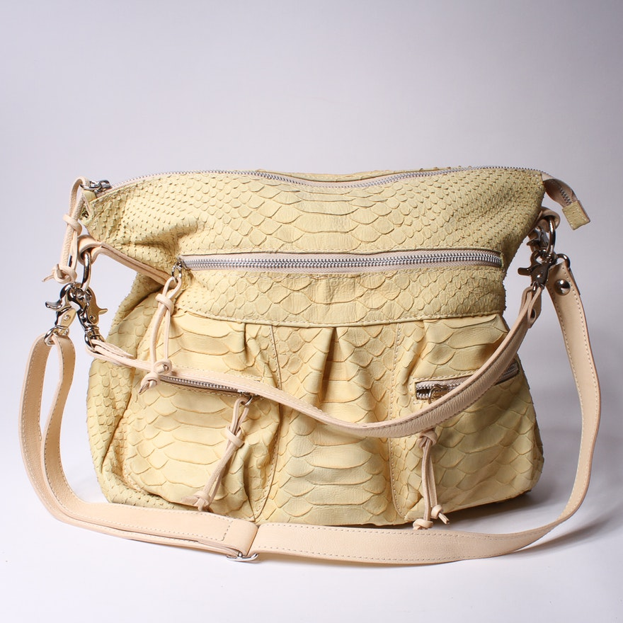 Cavalcanti Italian Leather Bag