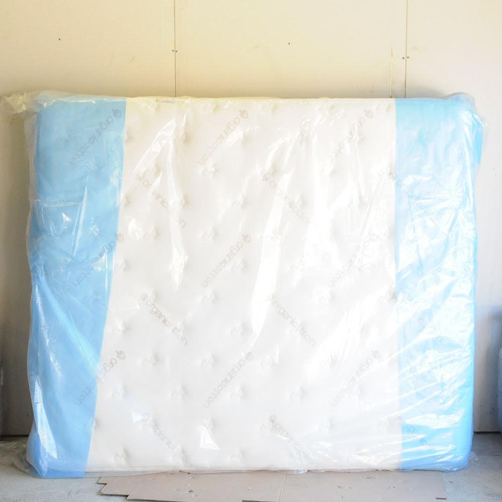 Saatva Organic Cotton California King Mattress EBTH
