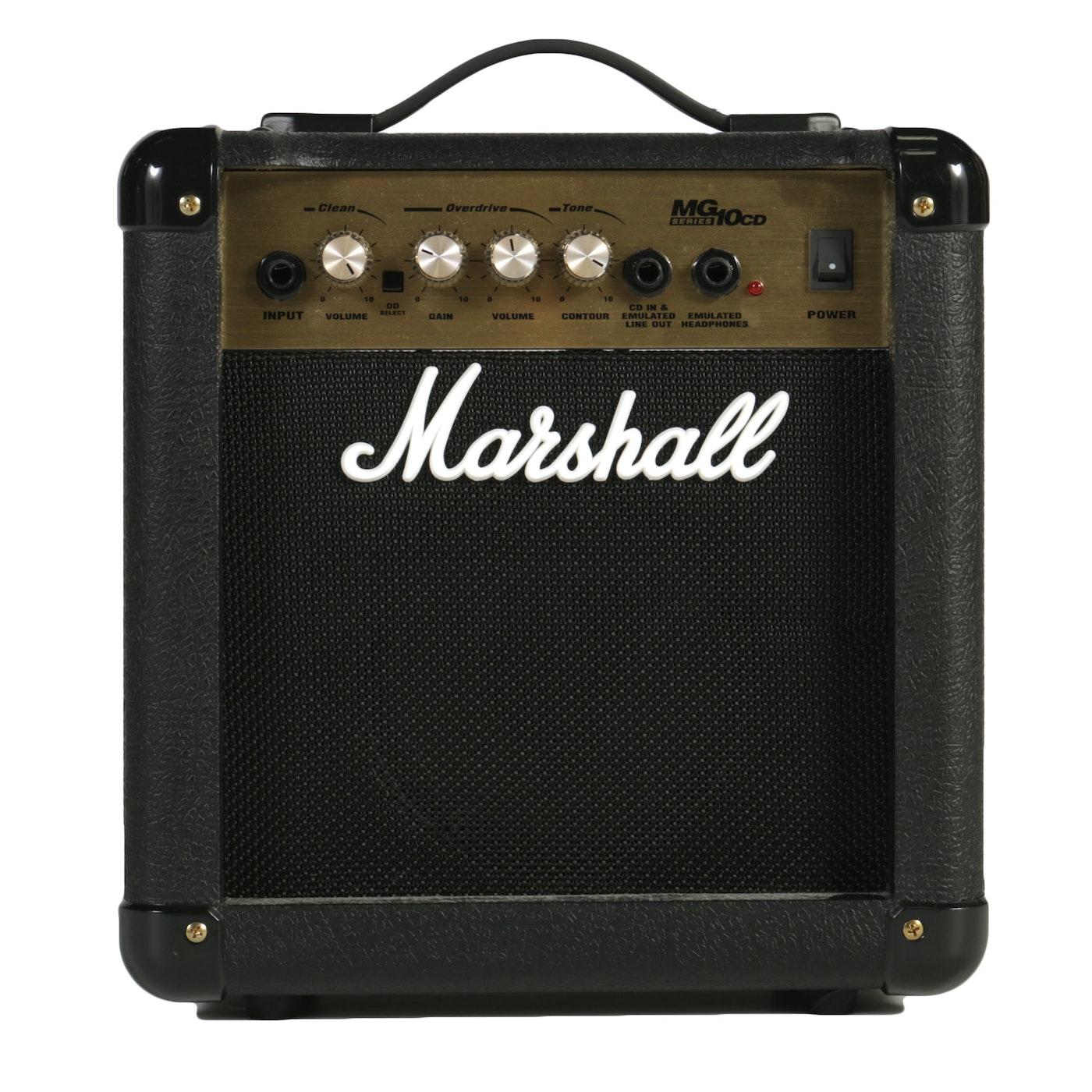 Marshall mg10cd amplifier ebth for California 2100 amp