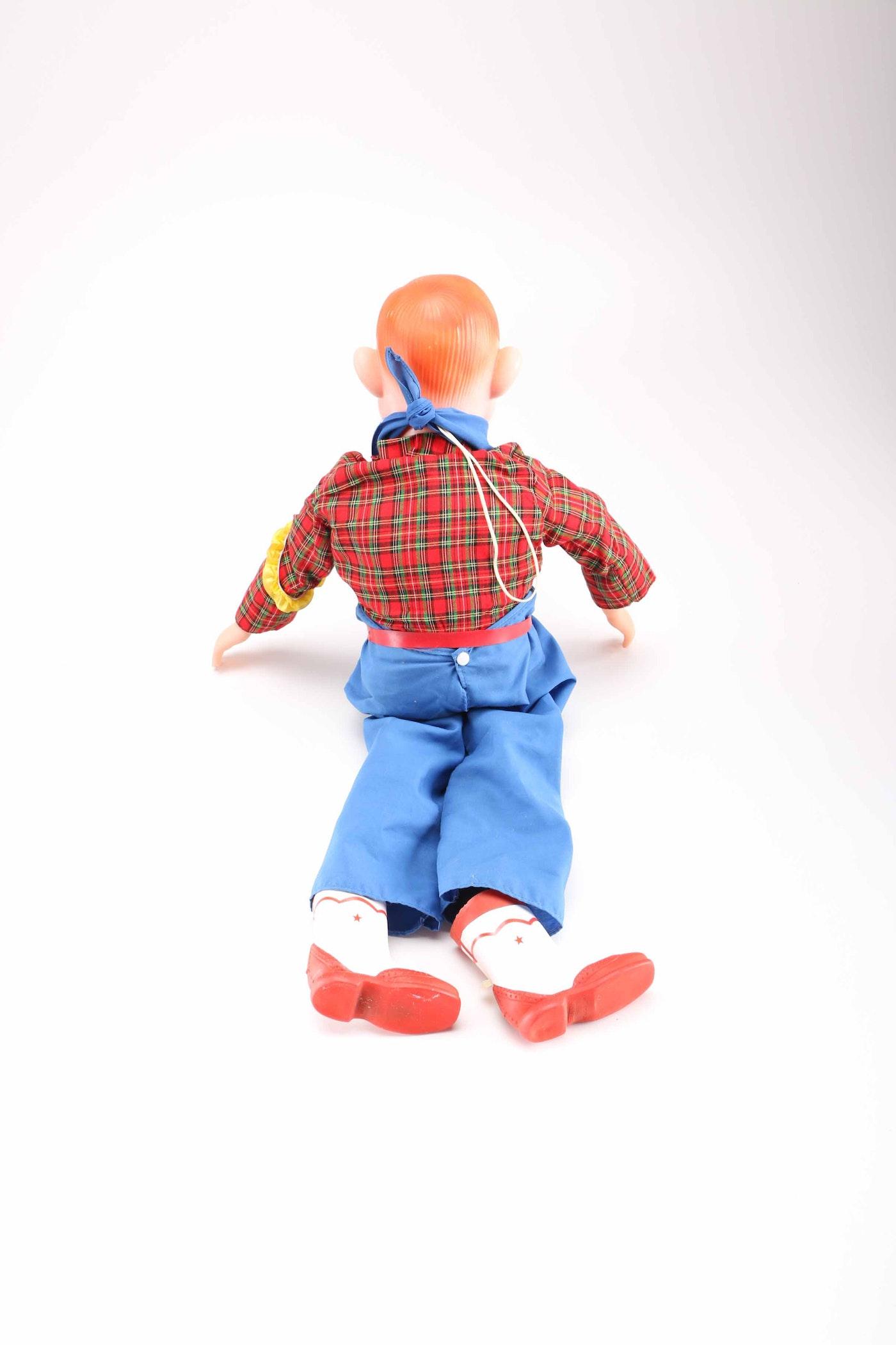 Victorian Auto Sales >> Vintage Howdy Doody Ventriloquist Doll | EBTH