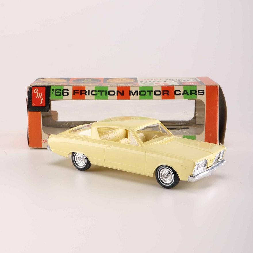 1966 Plymouth Barracuda Friction Car