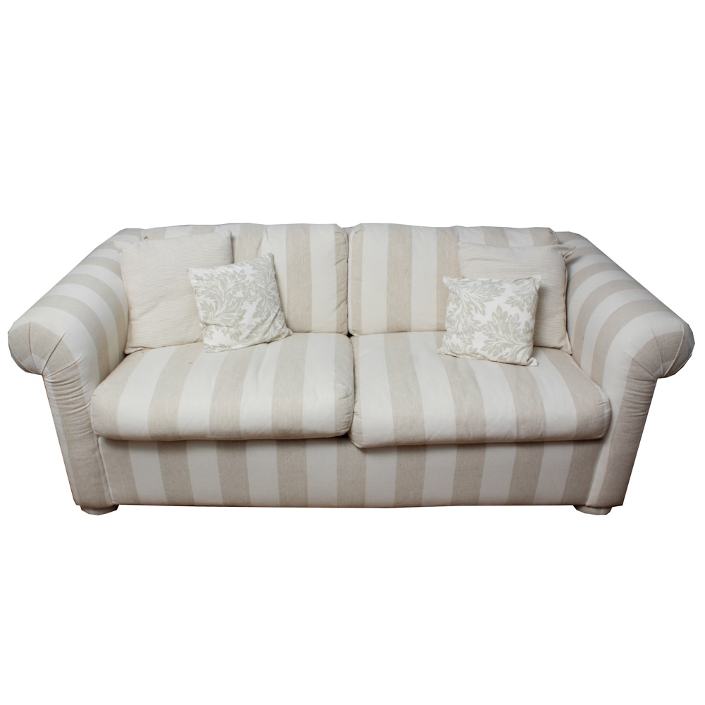 Sealy Convertible Sleeper Sofa EBTH