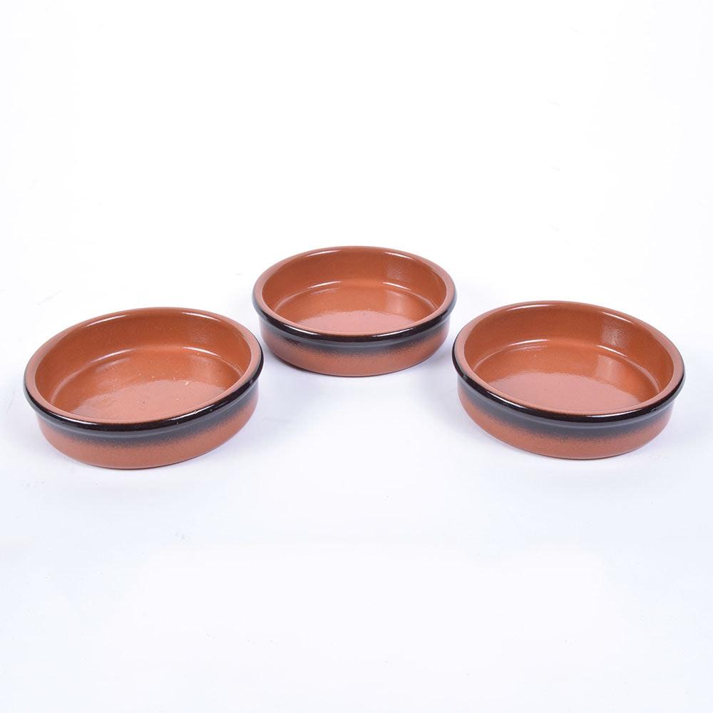 Spanish Arbresa Stoneware Bowls