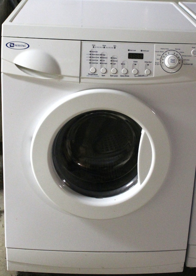 Maytag Front Load Washer And Dryer Ebth
