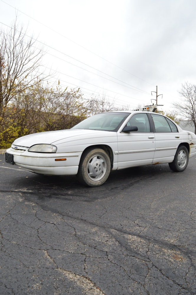 1998 Chevrolet Lumina Four-Door Sedan