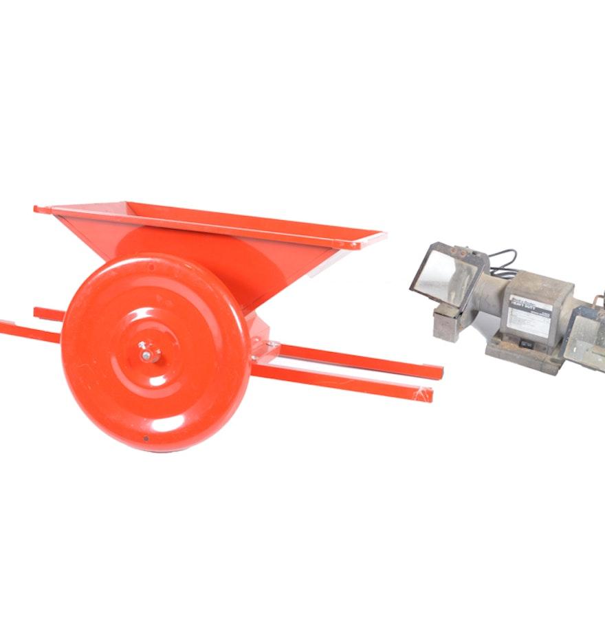 black and decker grinder manual
