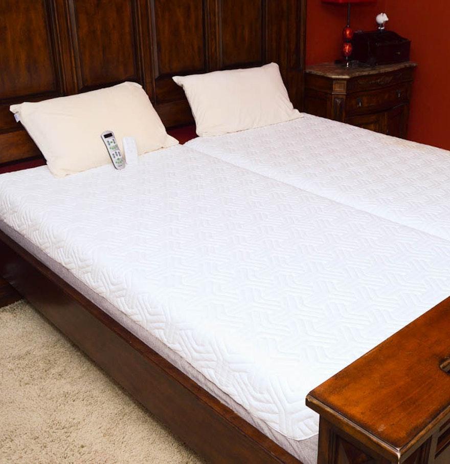 King Size Tempur Pedic Tempur Flex Prima Hybrid Mattress