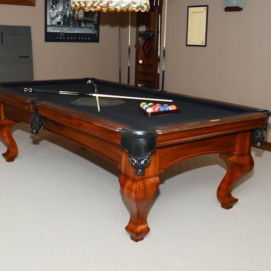 Peter Vitalie Gore Gulch Telluride Pool Table And Billiards Room Necessities