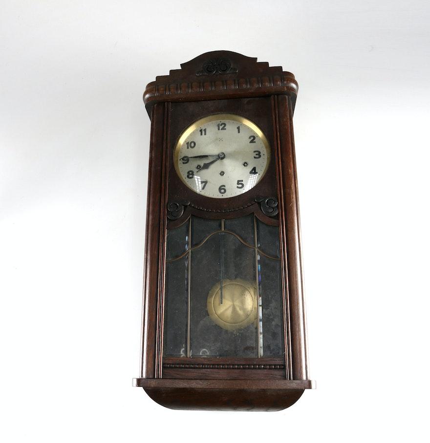 Antique hac clock ebth antique hac clock 1x1 amipublicfo Choice Image