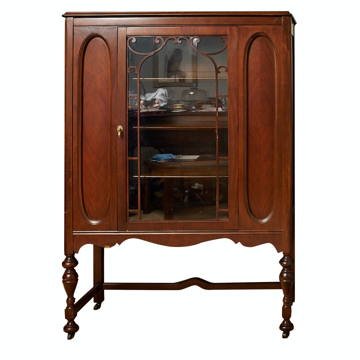Fashioned China Cabinet Stanley Quot Kyoto Quot Vintage