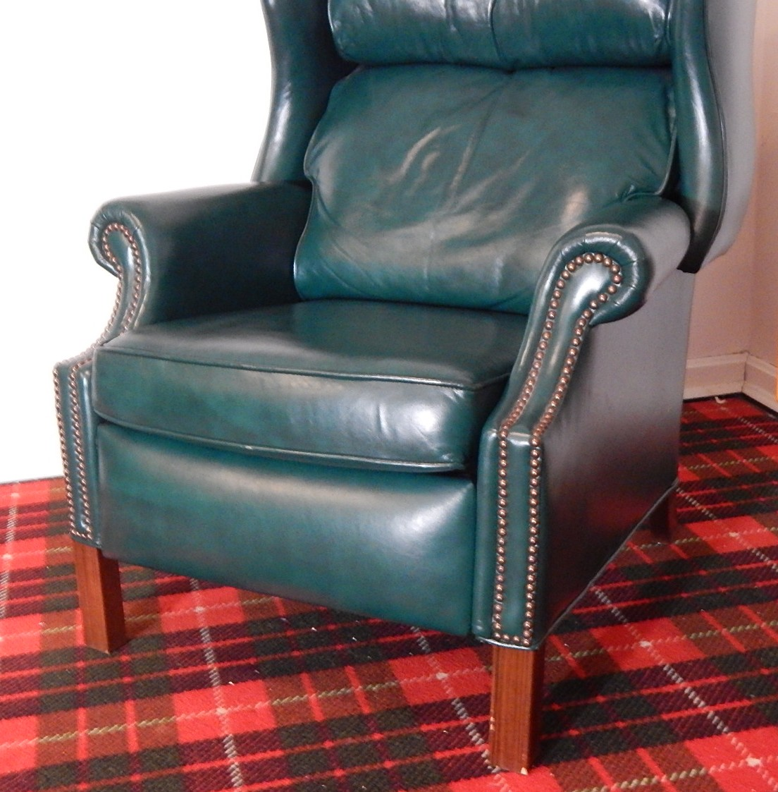 Image Result For La Z Boy Leather Recliner And Ottoman