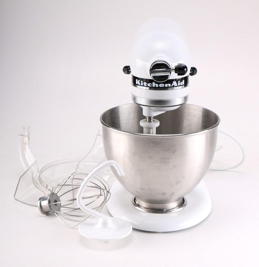 Kitchenaid Classic Mixer Sale ~ Kitchenaid quot classic plus mixer ebth