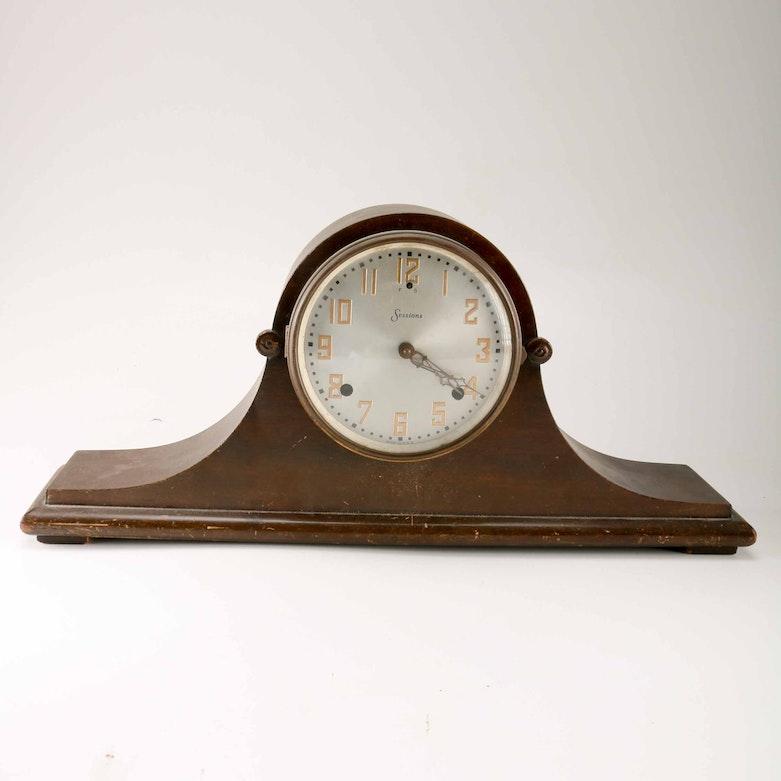 Tiffany Amp Co Movement R J Horner Longcase Clock Ebth