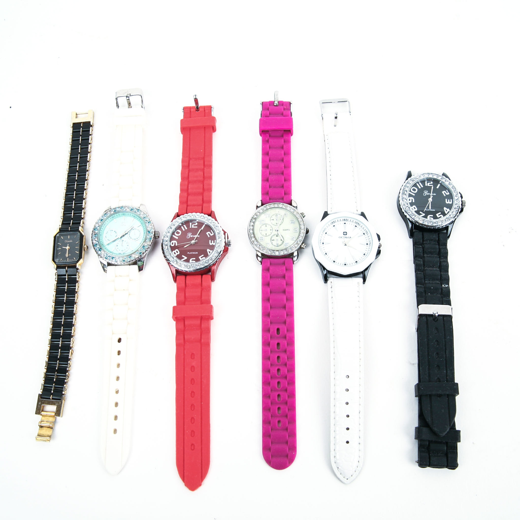 Grouping of Womenu0027s Costume Watches ...  sc 1 st  EBTH.com & Grouping of Womenu0027s Costume Watches : EBTH