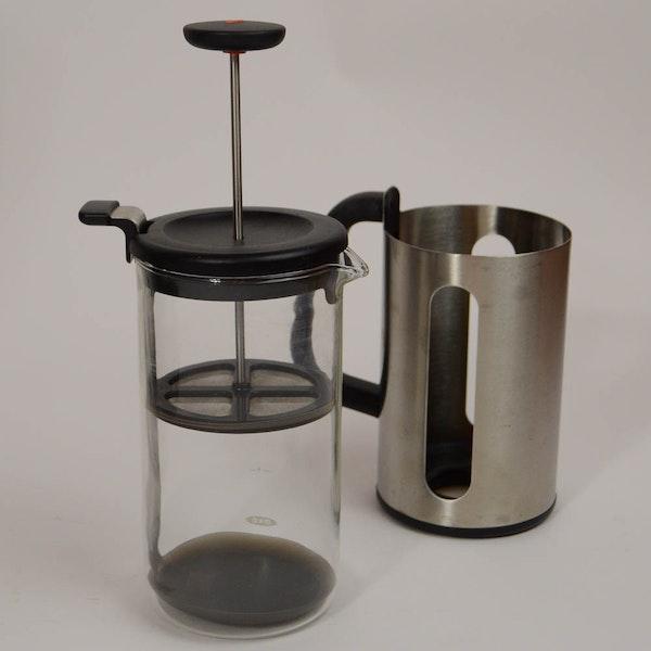 Kitchenaid French Press Coffee Maker : CuisinArt Coffee Maker, KitchenAid Coffee Grinder, and an OXO French Press : EBTH