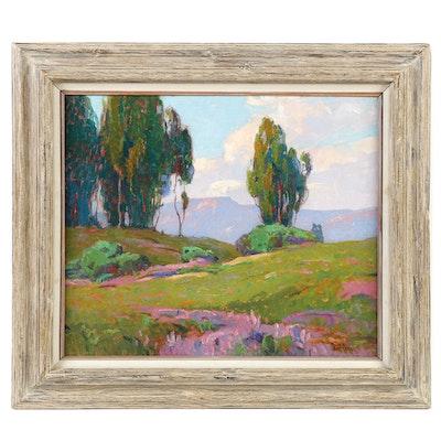 """Early Spring, Verdugo Hills"" by Dana Bartlett"