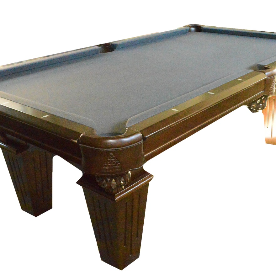 Legacy Billiards Ryan Pool Table EBTH - Legacy billiards table