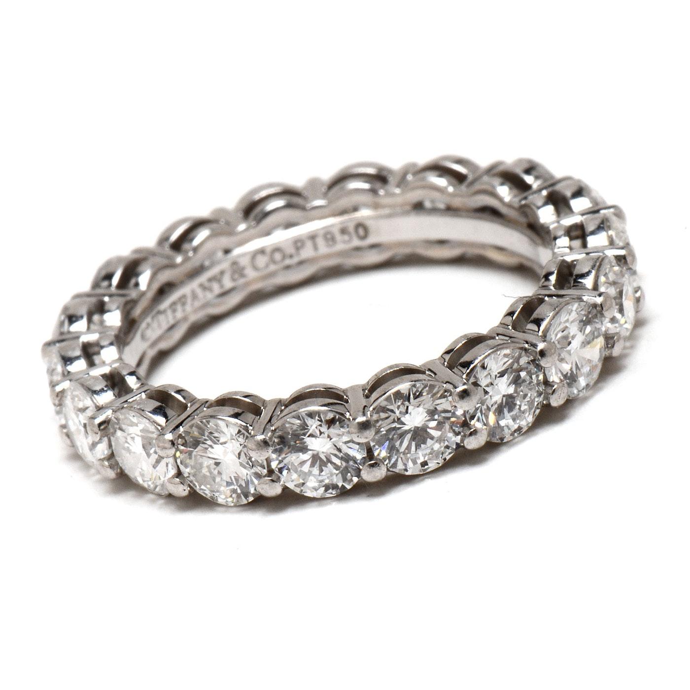 Tiffany Diamond Ring Grade